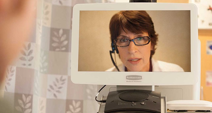 Enterprise telehealth