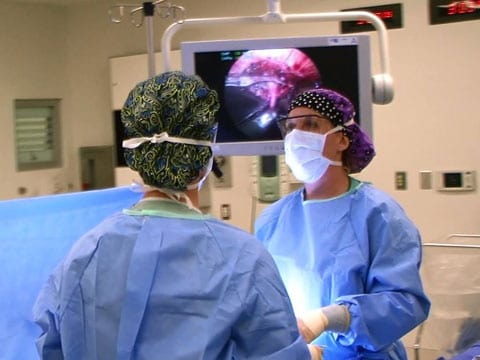 image stream medical video