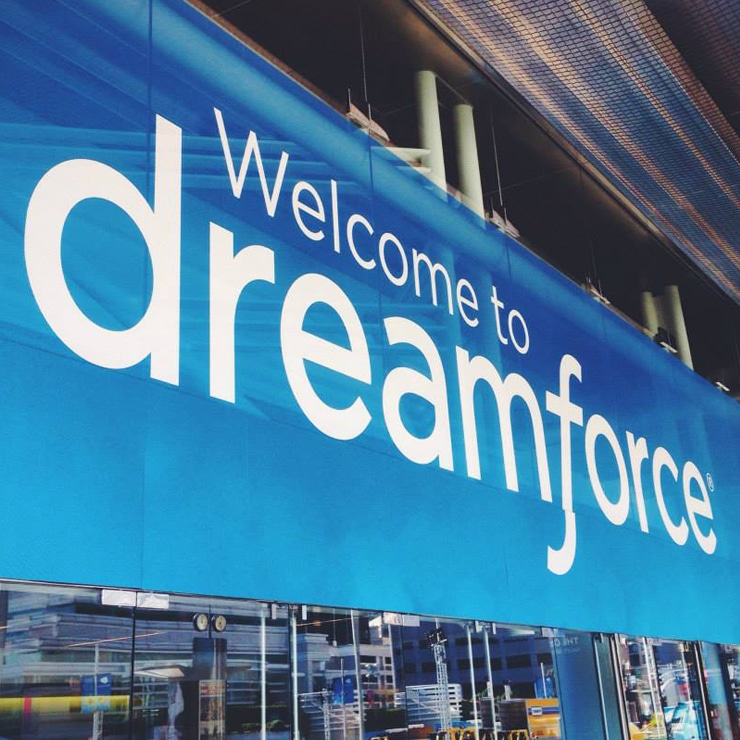 Welcome to Dreamforce