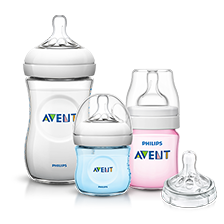 Гама бутилки Philips Avent Natural