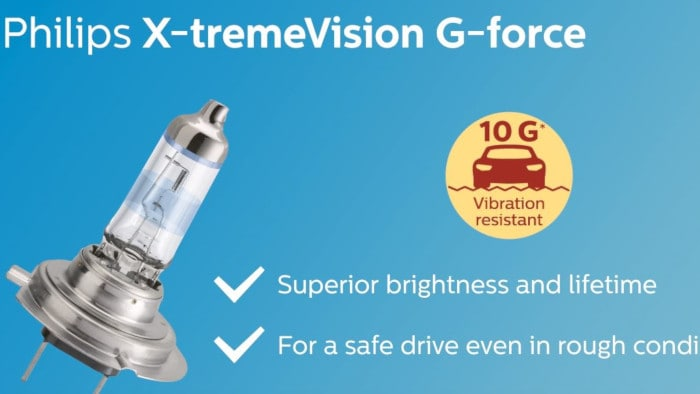 X-tremeVision G-Force